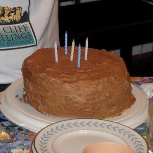 Mocah Cream Cake