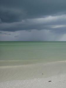 Beach Thunderstorm