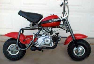 Honda QA 50