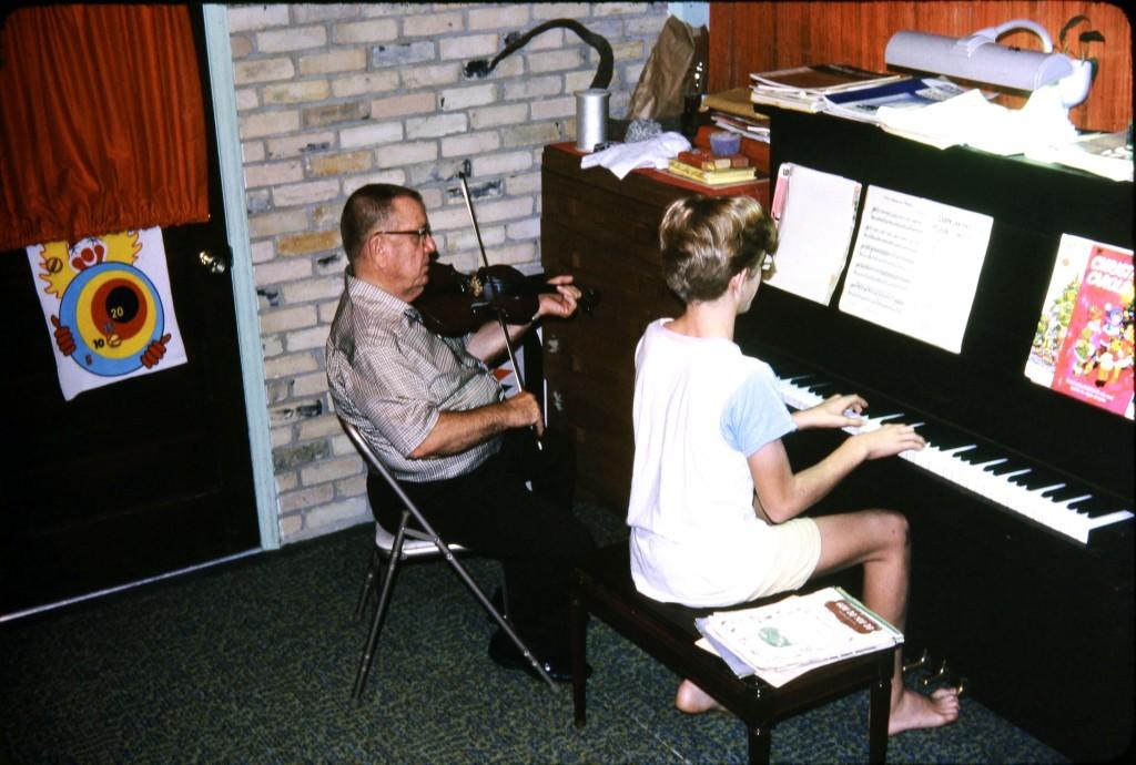 Stanton-Daddy B Piano-Violin