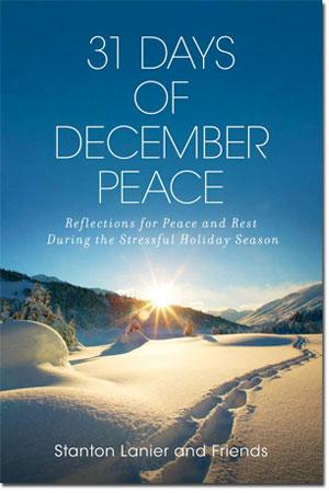 31 Days of December Peace