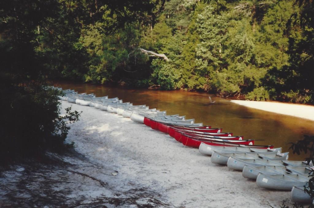 Canoes 1