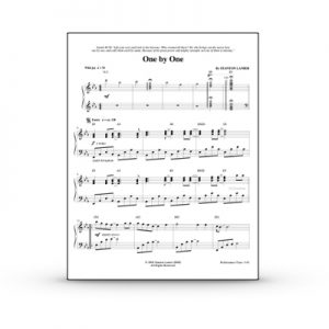 5 Easy Piano Sheet Music PDFs Collection (Download