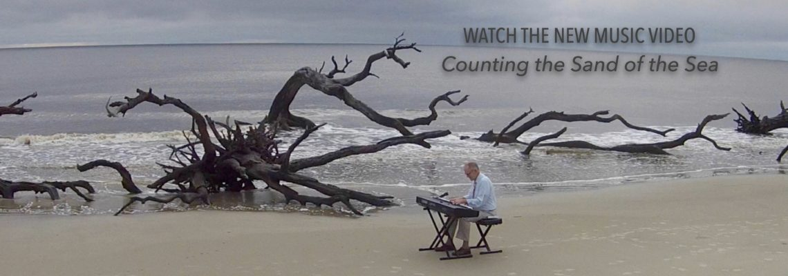Counting the Sand of the Sea Music Video